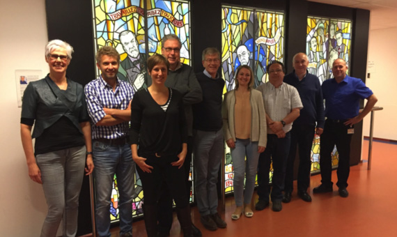Team of REMIS+ Werkgroep »NextGen Sequencing (NGS)«